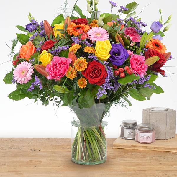Bouquet Leona large