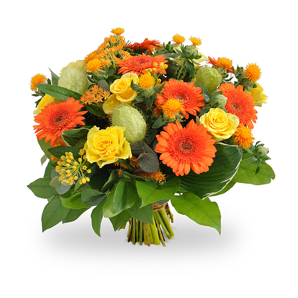 Orange Bouquet groot