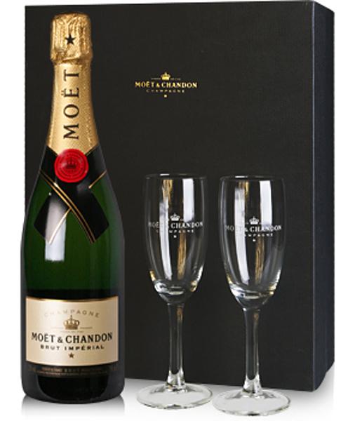 Moët & Chandon Glamorous Giftbox