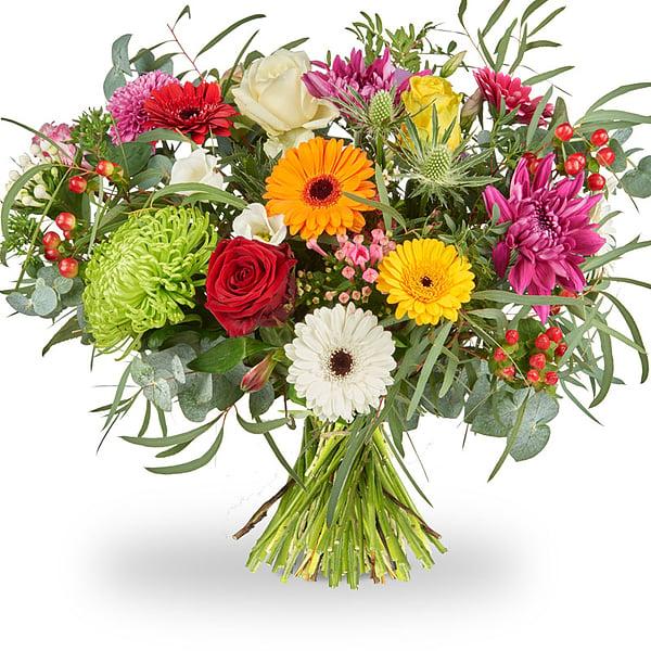 Green florist boeket Liza  XL