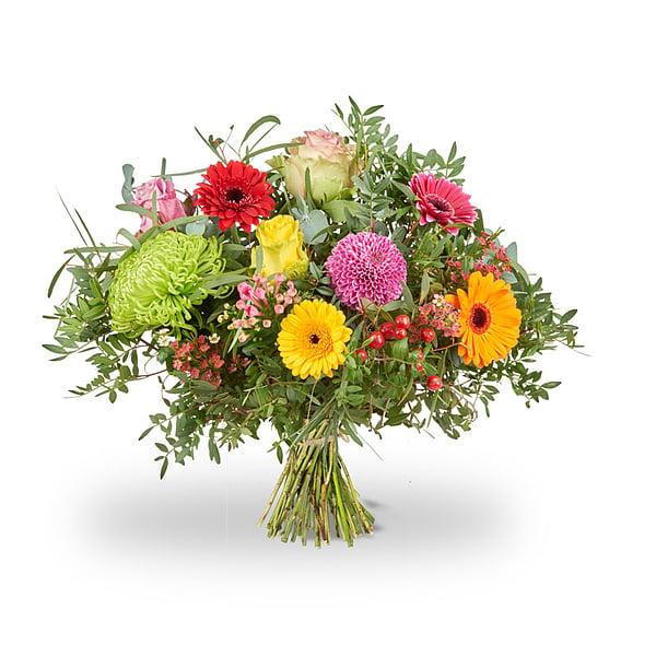 Green florist boeket Liza standaard