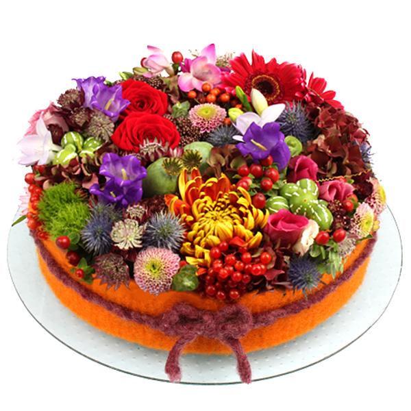 Flowercake Marjo XL