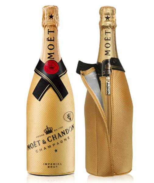 Moët & Chandon Diamond Suit Gold