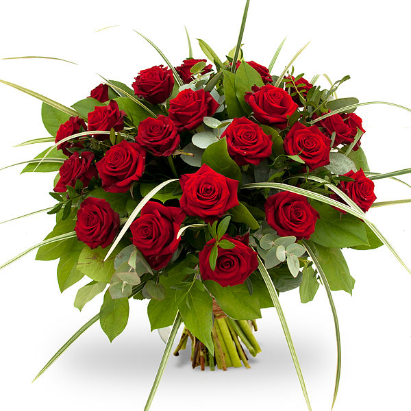 Boeket Rosa Red XL