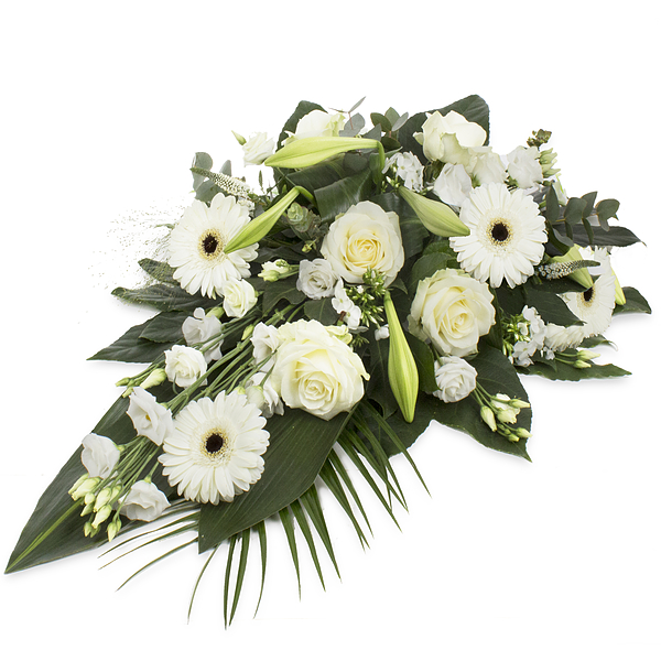 White Elegance 60cm (als afbeelding)