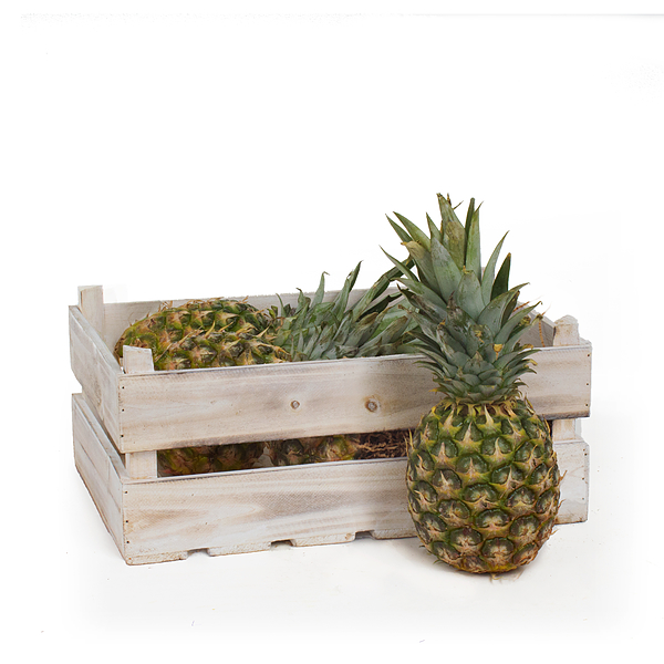 Fruit box pineapple