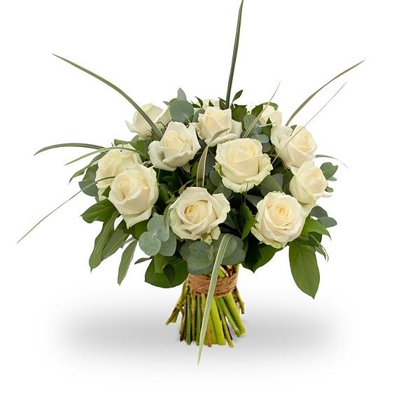 Bouquet Rosa White standard