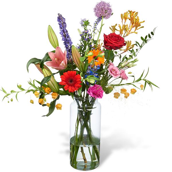 Green florist boeket Valley XL