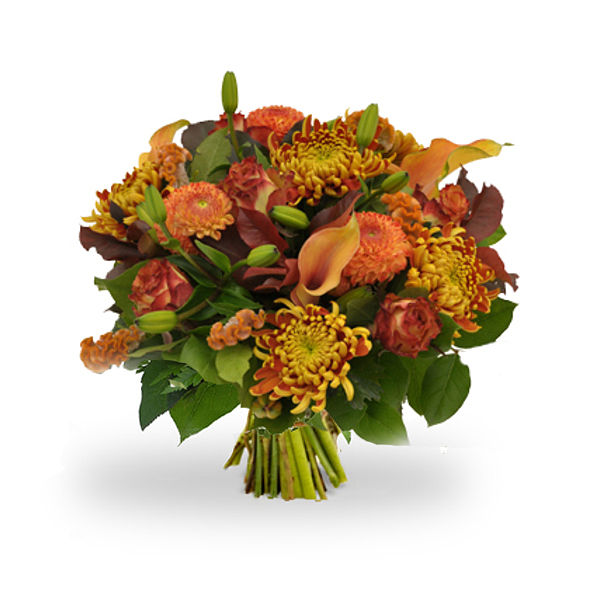 Autumn bouquet standard