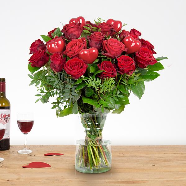 Bouquet Romy Love large