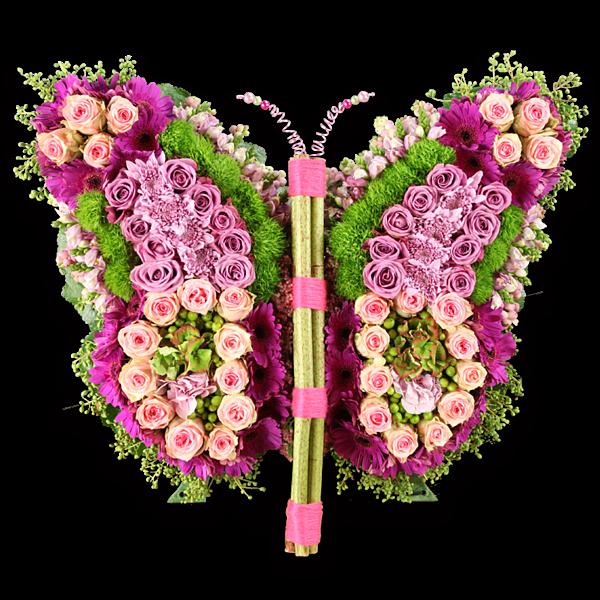 Loving Butterfly (60. cm art. 2590) als afbeelding