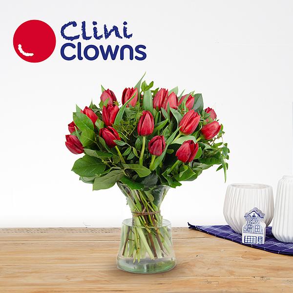 Boeket CliniClowns middel