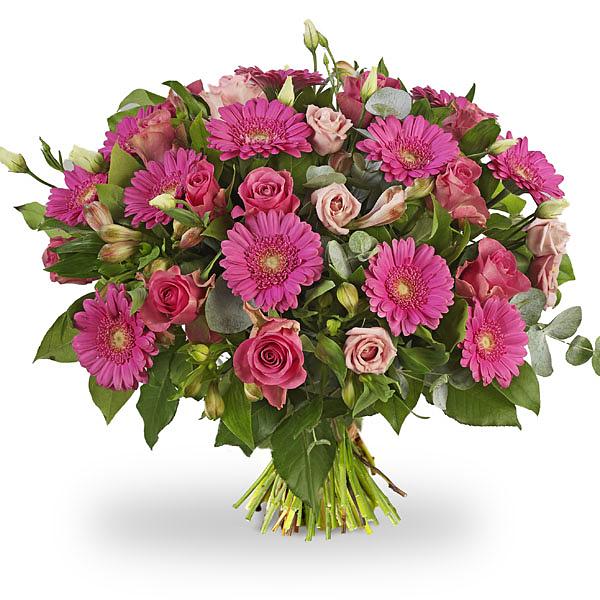 Green florist boeket Skye XL